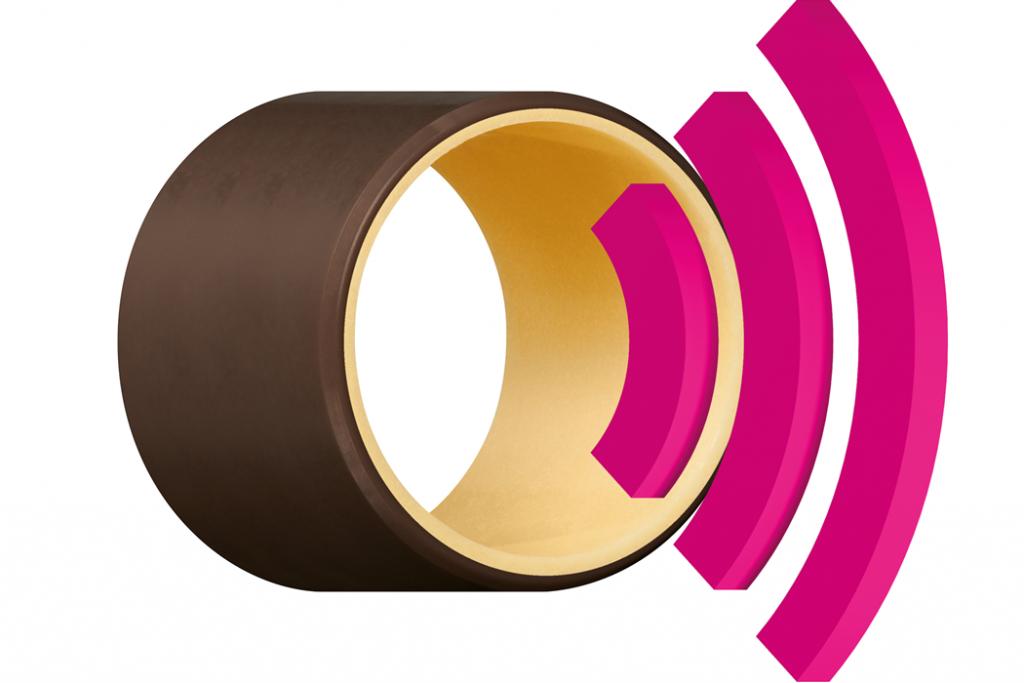 iglidur® isense plain bearing
