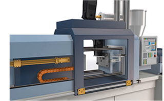 Machine in mechanical engineering