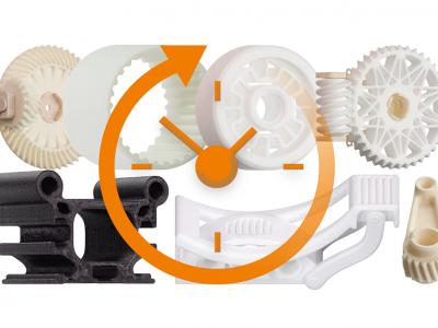 Lebensdauerrechner für 3D-gedruckte Bauteile